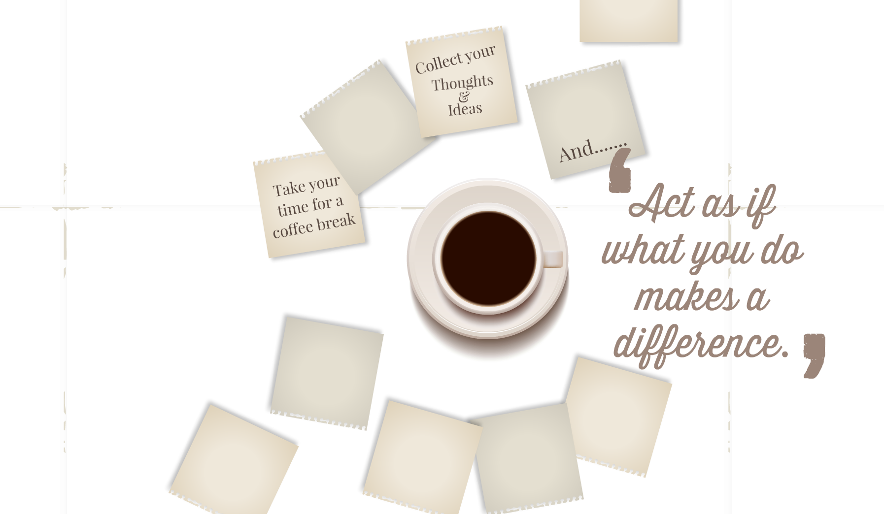 Free Prezi Templates - Coffee time prezi template makes you