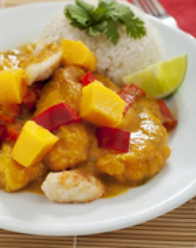 Easy mango chicken stir fry recipe main dishes pinterest easy mango chicken stir fry recipe main dishes pinterest thai mango stir fry and jasmine rice forumfinder Images