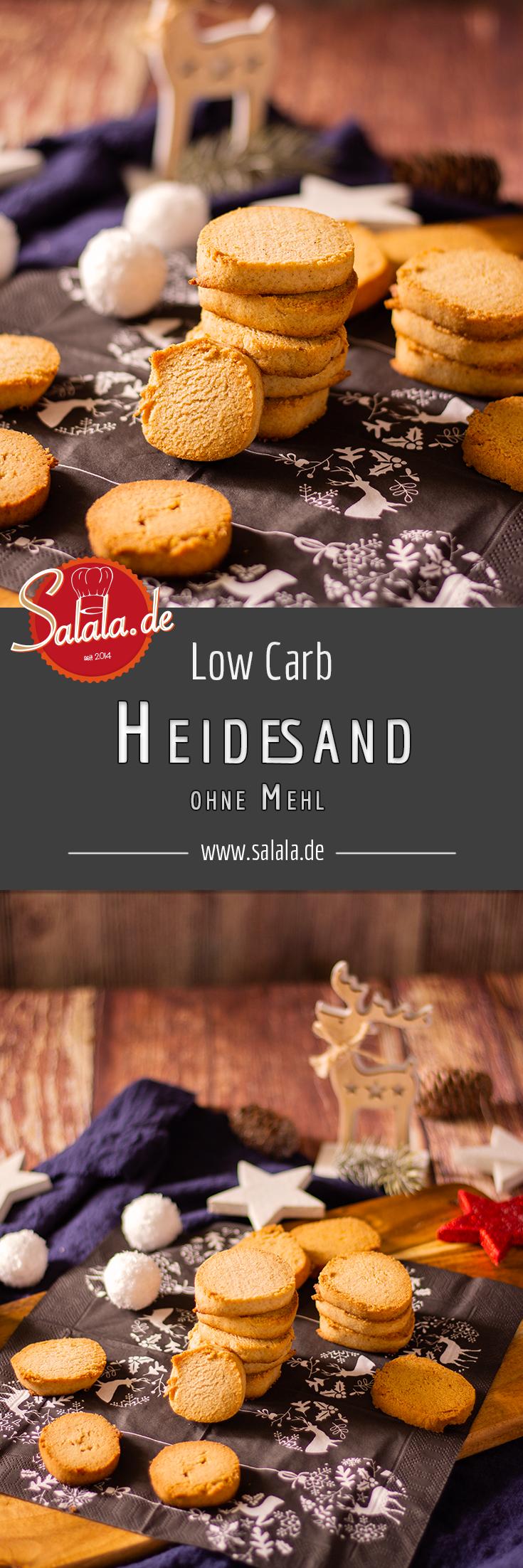 Low Carb Heidesand