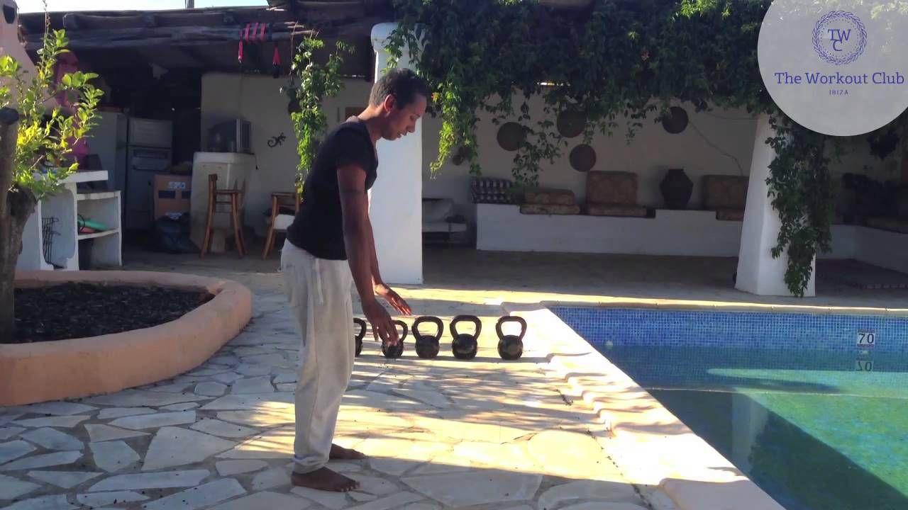 The Workout Club Ibiza presents: Burpee