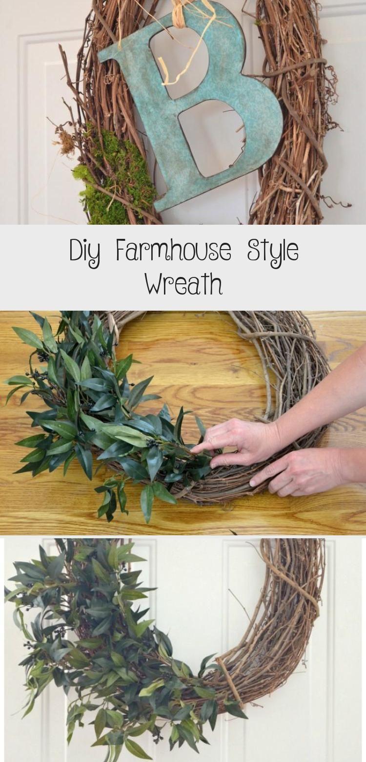 Photo of Diy Farmhouse Style Wreath – Best