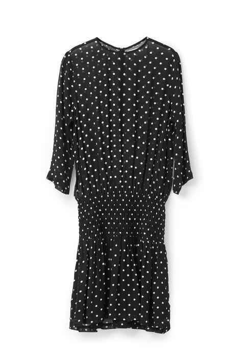 1633dca1307 Monette Georgette Dress, Black   GANNI On Sunny Beaches   Pre Fall ...