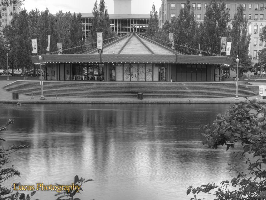 Carolsel spokane river spokane wa spokane river