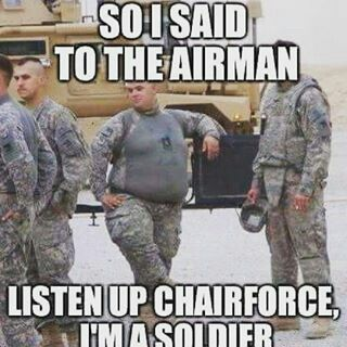 Pin By Bryan On Warrior Air Force Jokes Air Force Memes Military Jokes