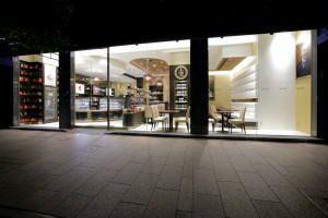 リンツ ショコラ カフェ 銀座店 - 7-6-12 Ginza, Chūō-ku, Tōkyō / 東京都 中央区 銀座7-6-12