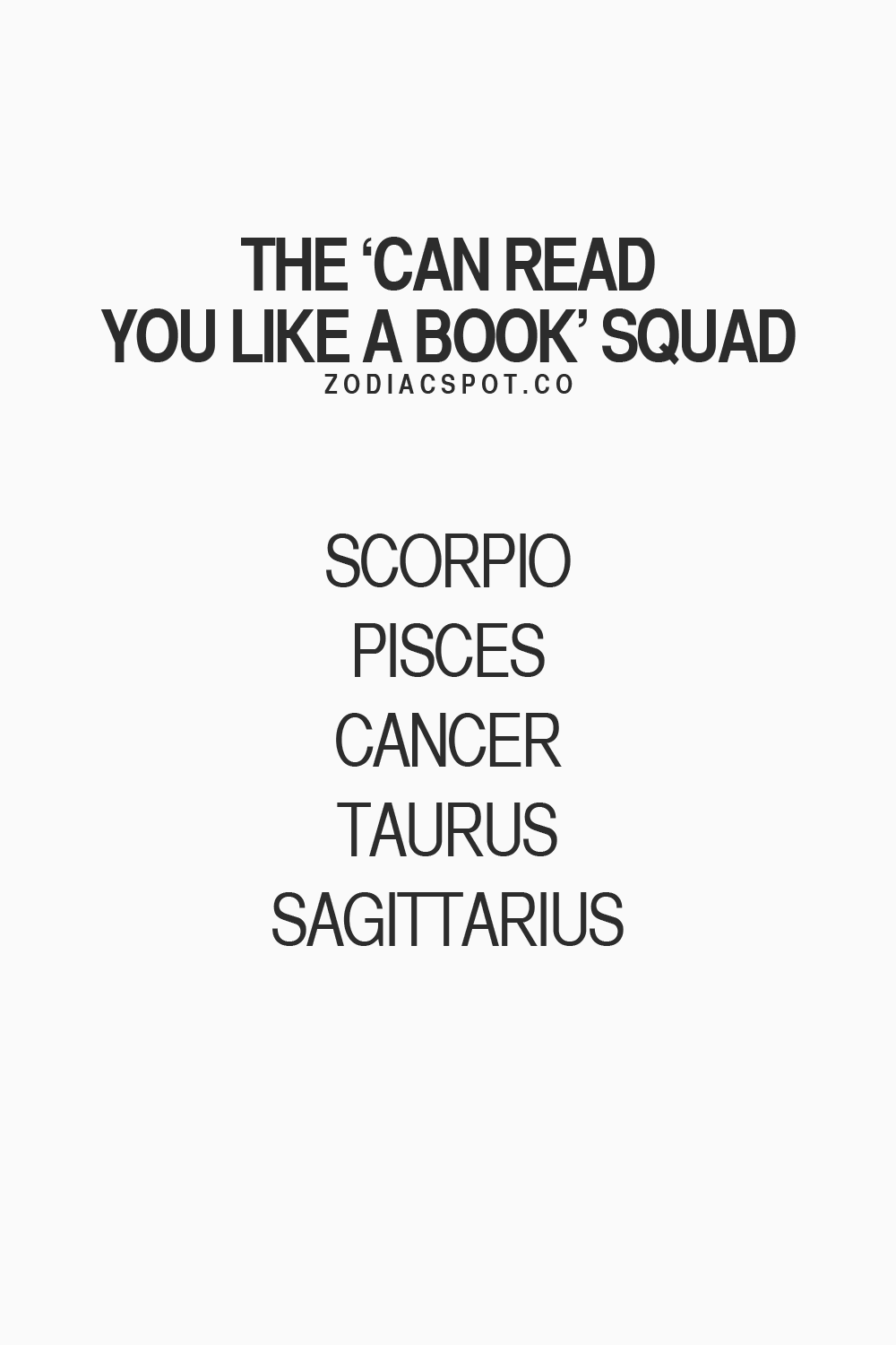 Zodiacspot which zodiac squad would you fit in find out here zodiac cancer hexwebz Image collections