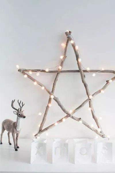Boho Christmas Decor Inspiration