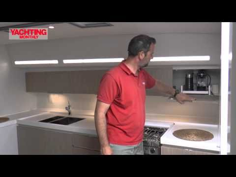 Yachting Monthly tests the Premier 45 - YouTube