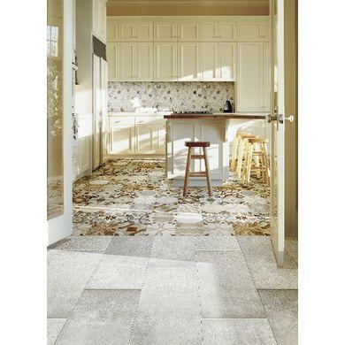 Carrelage DORSET 30 x 60 cm - Sols  murs tomettes Pinterest - Leroy Merlin Faience Cuisine