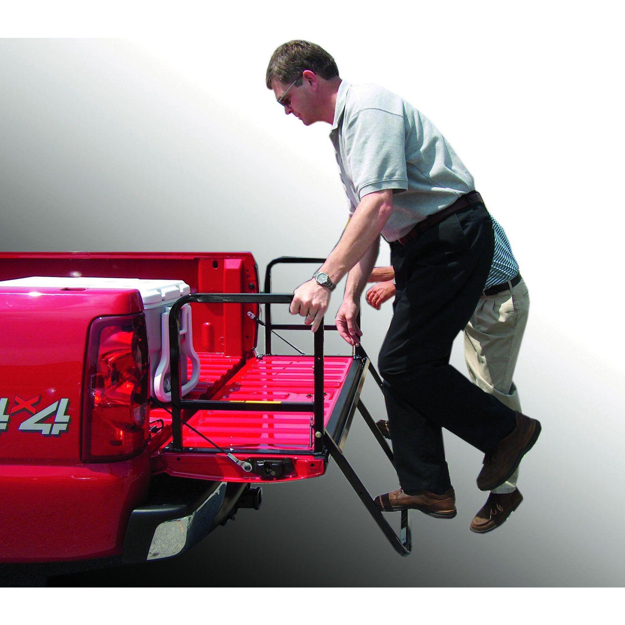 Kwik Gate Tailgate Extender/Rack Truck bed extender