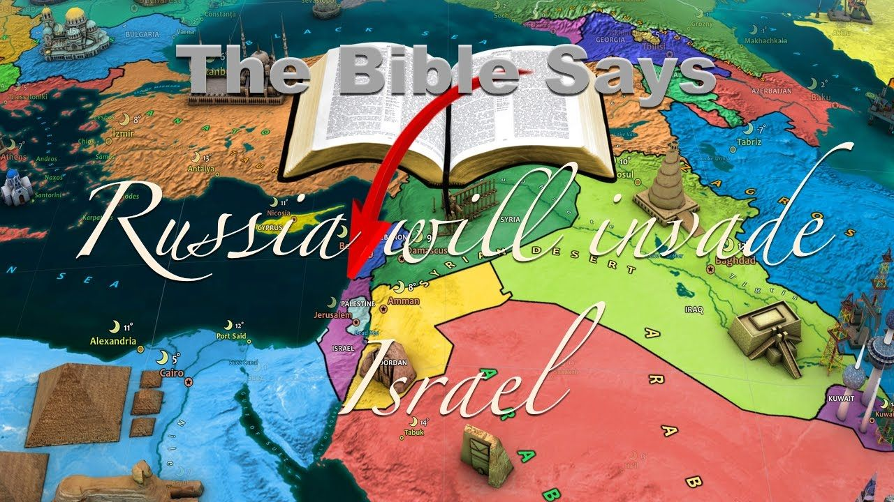 The Bible shows Russia will invade Israel