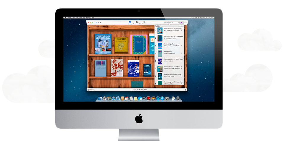 Catalog your books, movies, music, software, toys, tools