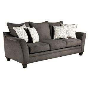 3850 Elegant Sofa With Contemporary Style By Vendor 610 At Becker Furniture World