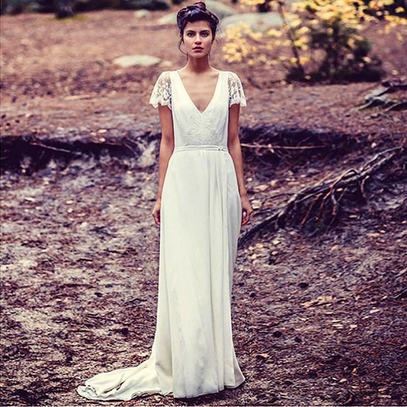 Suknia ślubna Hippie Szukaj W Google Biało Wedding Dresses
