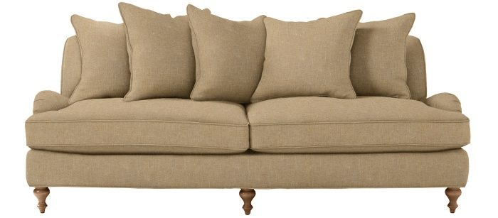 Miramar Sofa - Upholstered - serena and lily - l/r