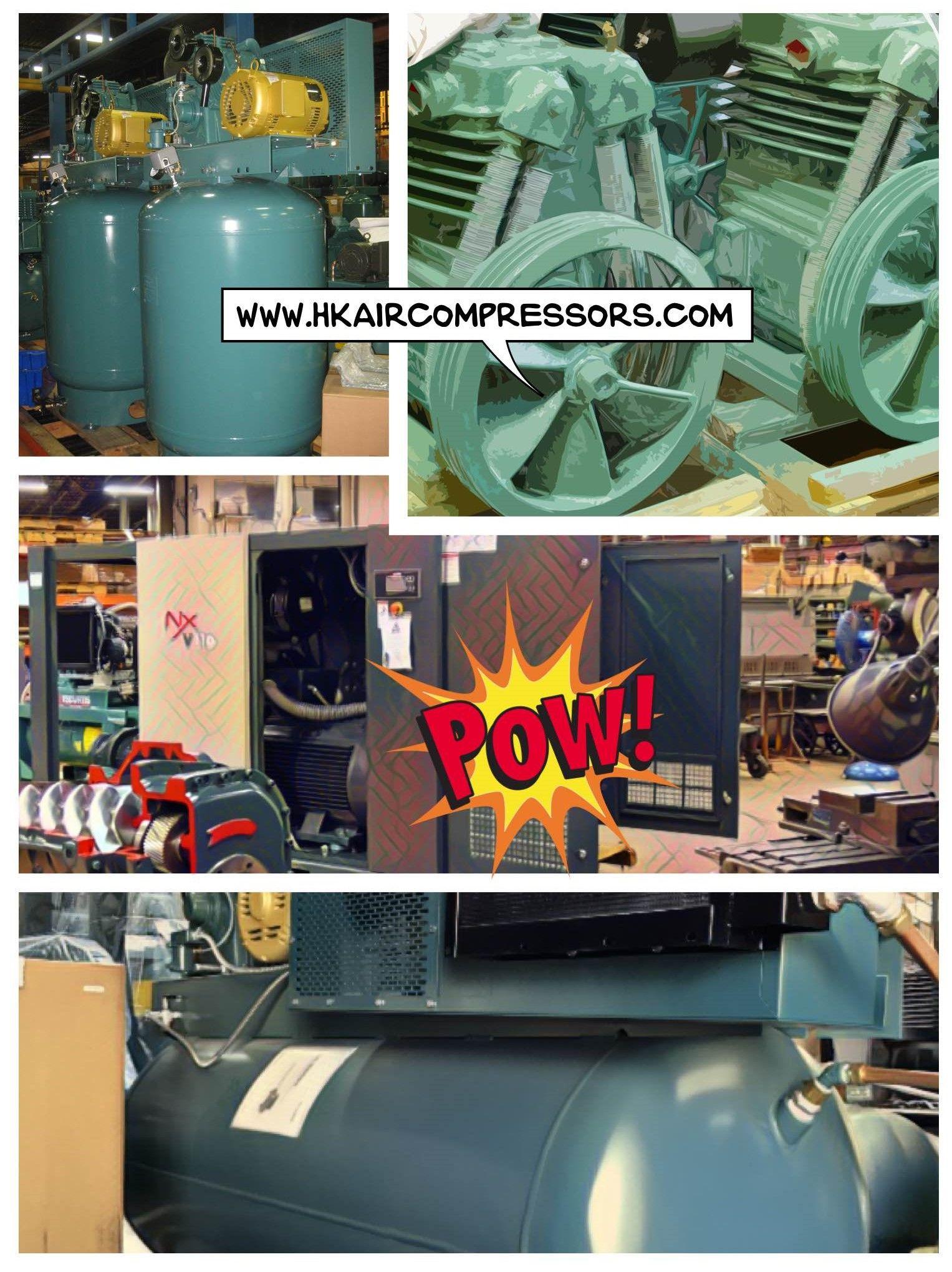 air compressors Air compressor, Compressor, Compressors