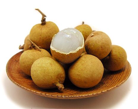 Longon Hawaiian Fruit I Like It Better Than Lychee Fruit