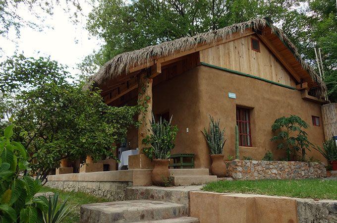 Sierra Gorda Ecotours  Cabaas Centro Tierra  Cabaas