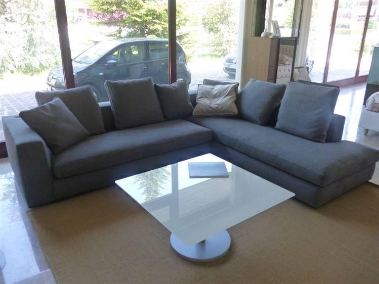 Divano minotti modello powell decoracao sofa couch for Divano minotti
