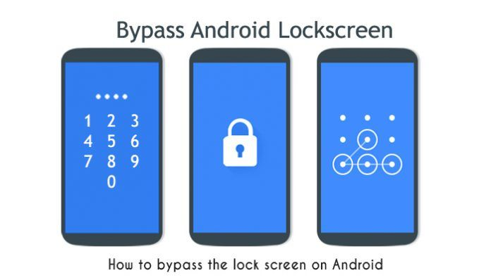 How To Bypass The Lock Screen On Android Android Lock Screen