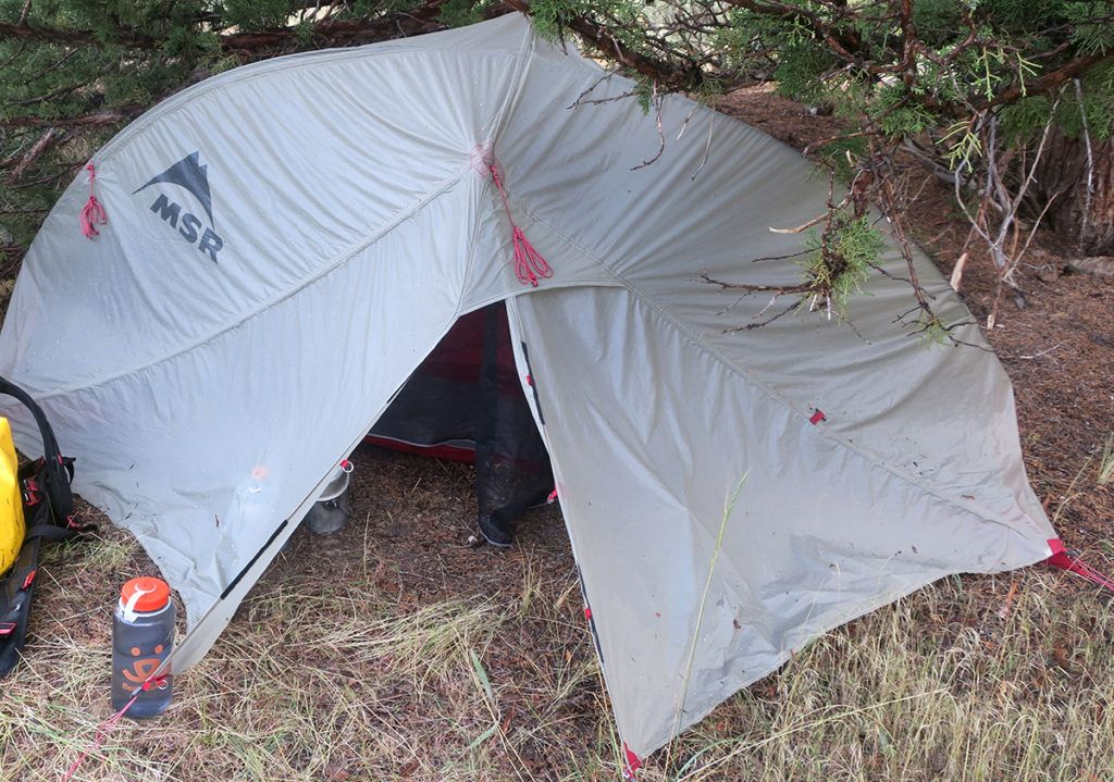 Msr Carbon Reflex 1 Ultralight Tent Review Mountain Weekly News Ultralight Tent Tent Tent Reviews