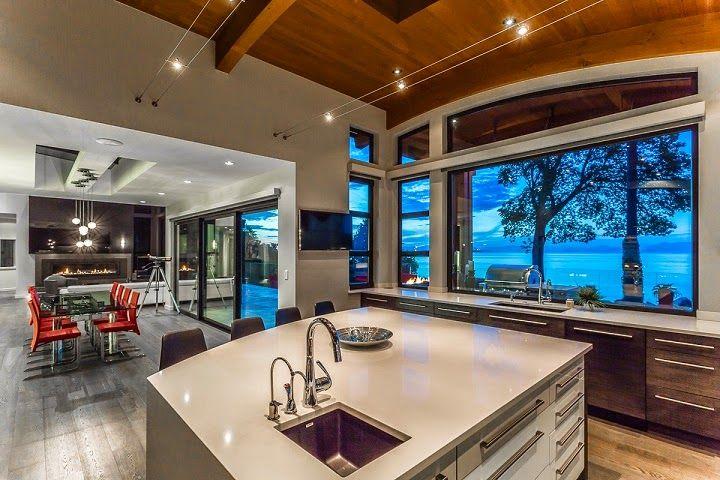 Pin de arquitectura y dise o arquitexs magazine en cocinas for Arquitectura y diseno de casas modernas