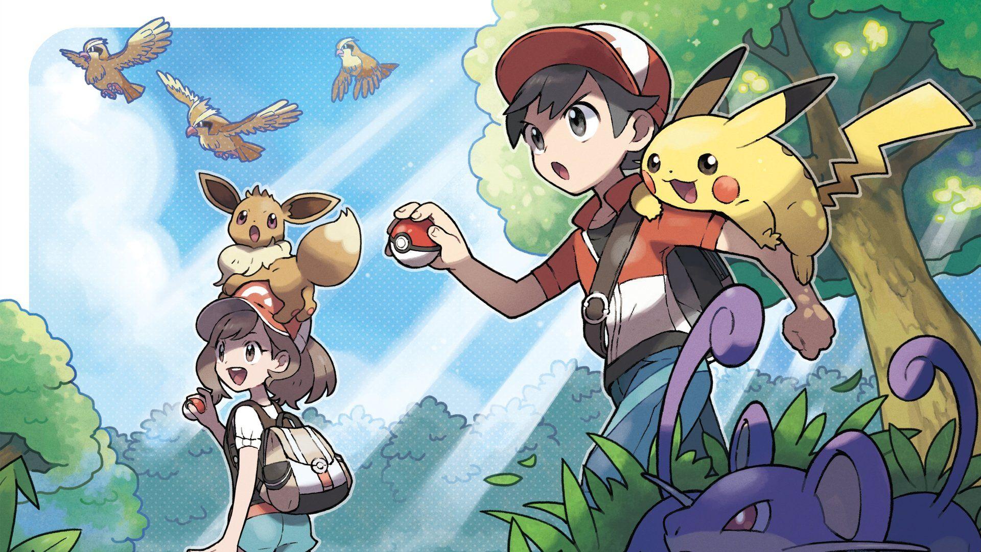 Résultat De Recherche D Images Pour Pokémon Let S Go Pokémon Anime Manga
