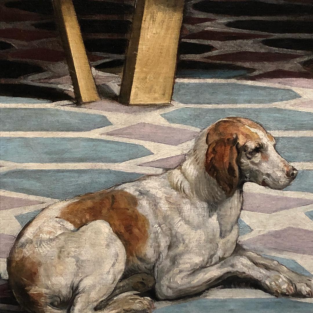 Detail Tintoretto Colours Museodelprado Illustration Art Art