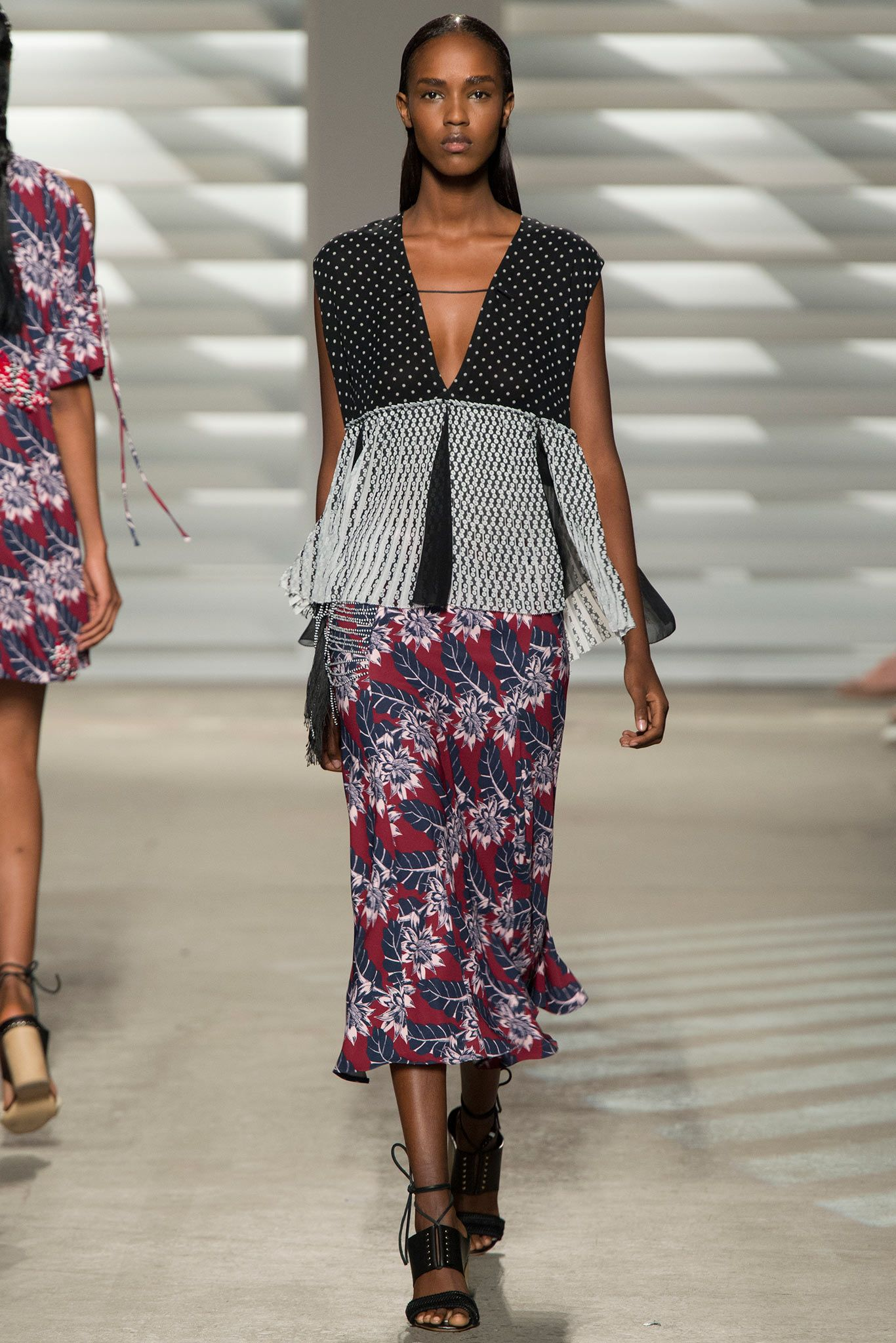 Discussion on this topic: Thakoon SpringSummer 2015 Collection – New York , thakoon-springsummer-2015-collection-new-york/