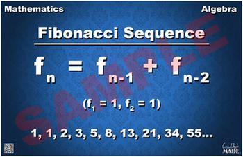 Fibonacci Sequence...Mathematics...Algebra