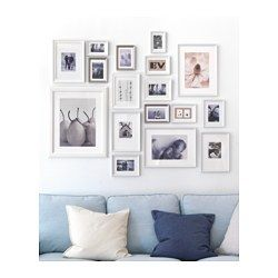 Ikea m tteby plantilla de pared j4 crea tu collage con - Plantillas pared ikea ...