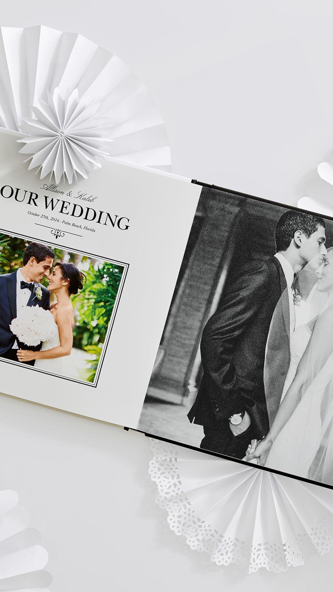 Wedding Albums . Introducing the Wedding Shop by