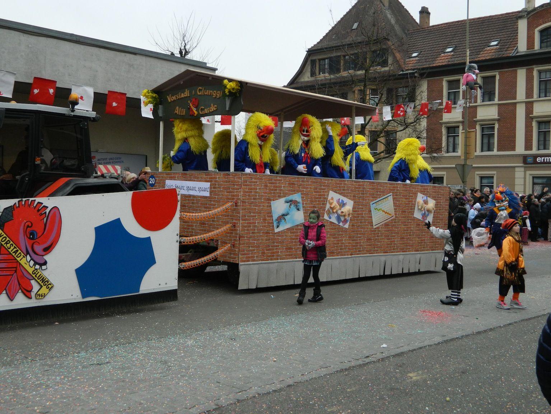 Fasnacht 2015 - Oberwil/BL