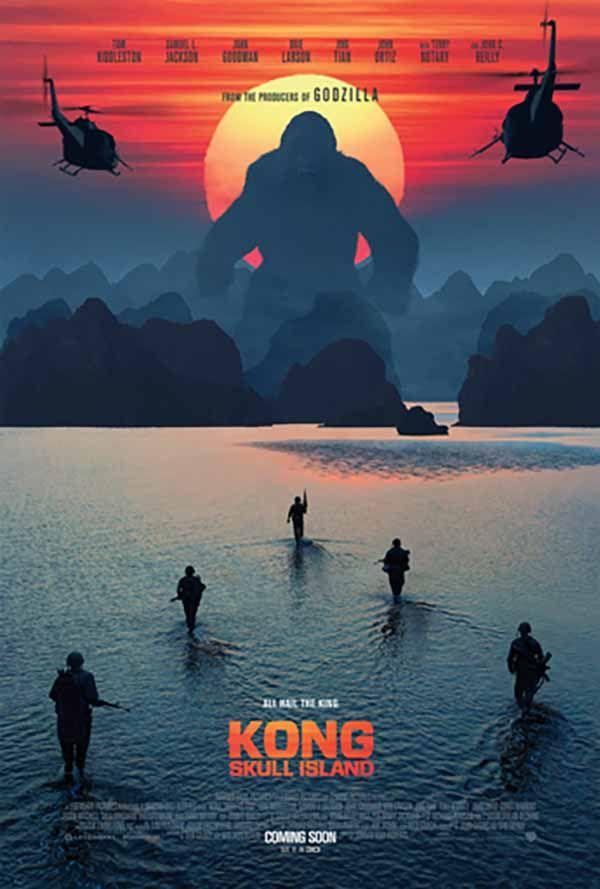 Kong Skull Island Stream English