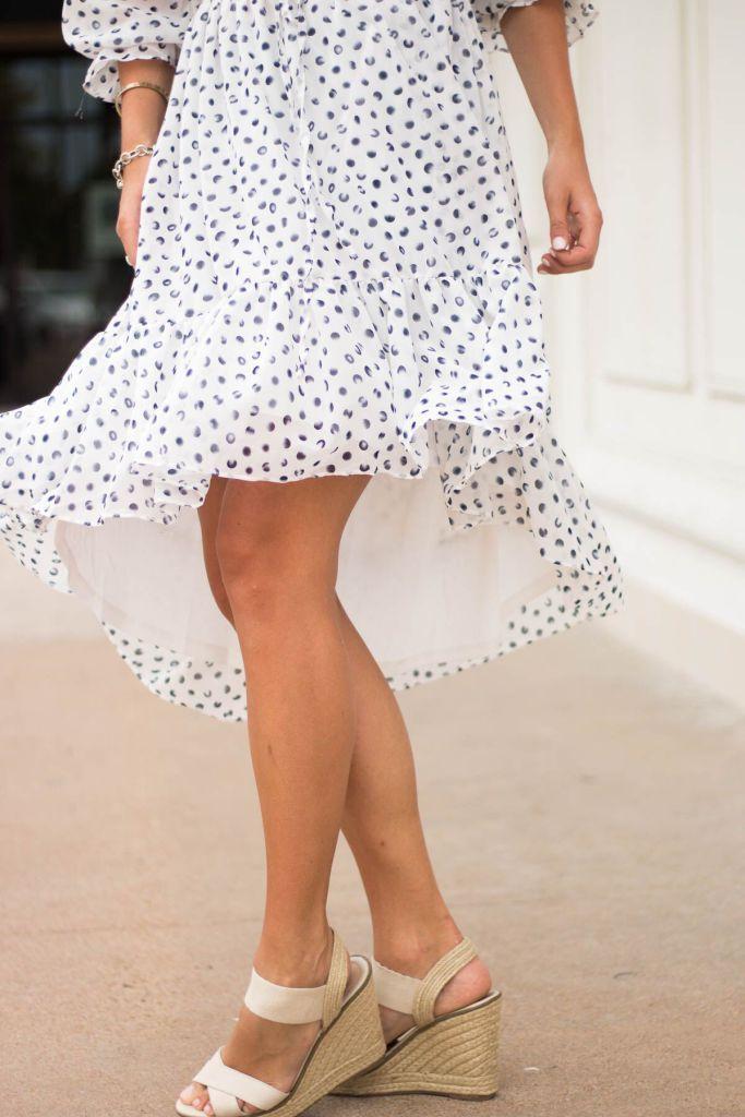 1c781e6210e Off The Shoulder Summer Dress- TaylerMalott.com  summerdresss  shein   under30