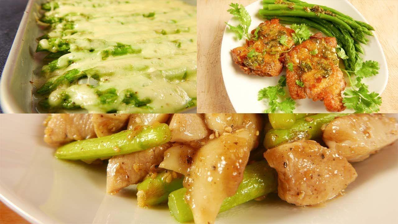 3 Keto Recipes With Asparagus Recipe Keto Chicken Easy