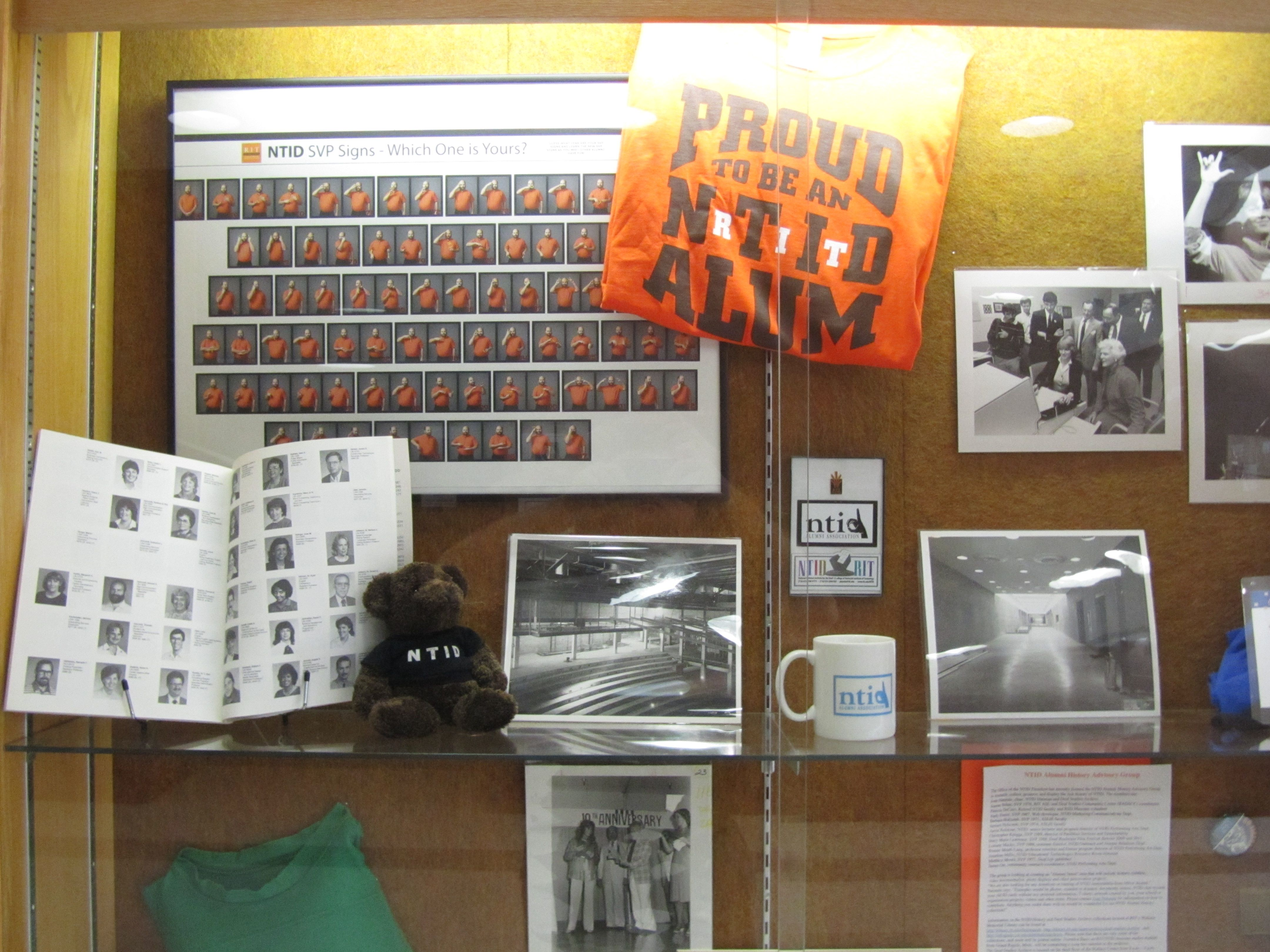 Rit Ntid History Display