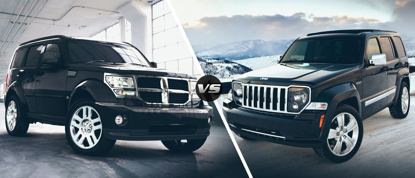 Chrysler Face Off 2011 Dodge Nitro Vs 2011 Jeep Liberty Dodge Nitro Jeep Liberty Jeep