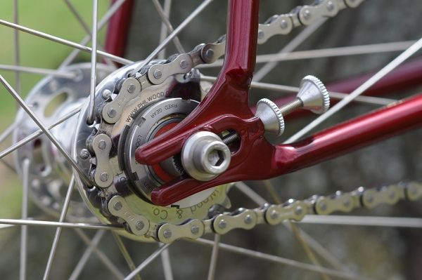 Ant Truss Bike Paul Dropouts With Images Bike Fixed Bike
