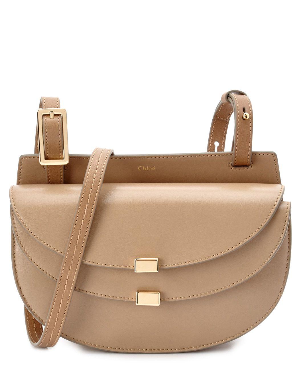Spotted this Chloe Georgia Small Leather Shoulder Bag on Rue La La. Shop  (quickly!) 4bb896f11f