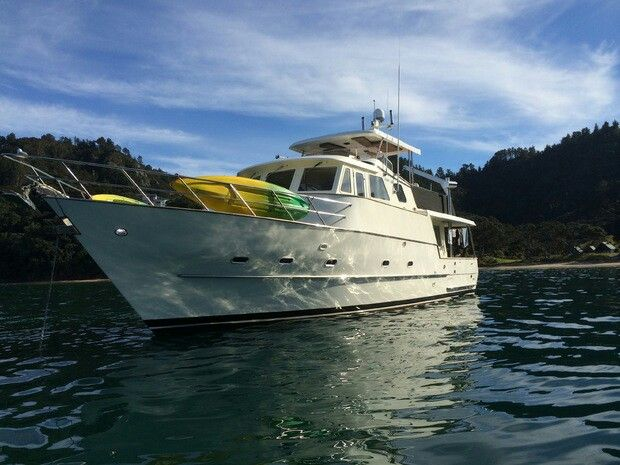 Coast Broker 53 #auckland_on_water_boat_show #boat_show #boat #aowbs www.auckland-boatshow.com