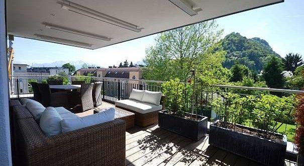 diseño terrazas con toldo terraza Pinterest