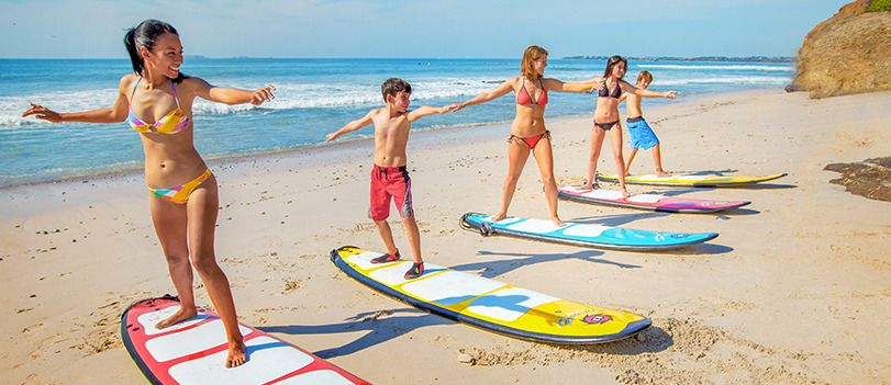 Surfing Safari Learn To Surf Best Surf Breaks Punta Mita Beaches