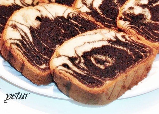 yetur'la lezzet kareleri: ekmek makinasında kek