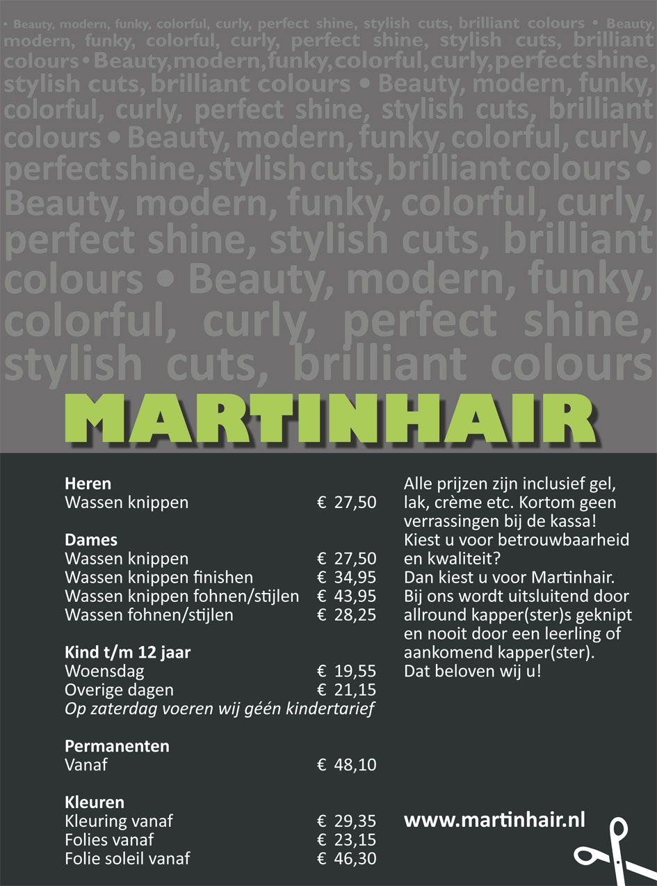 Mobiel - Martinhair
