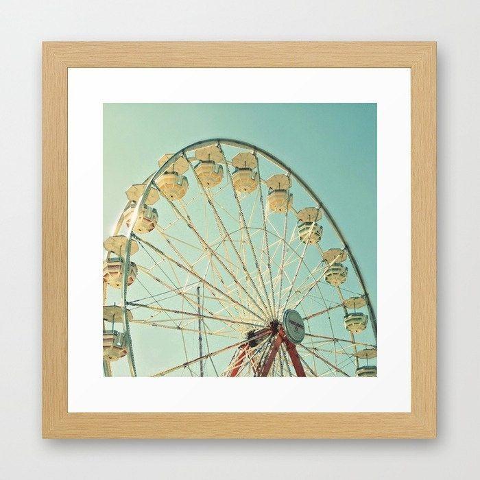Ferris Wheel Magic. $25.00, via Etsy.