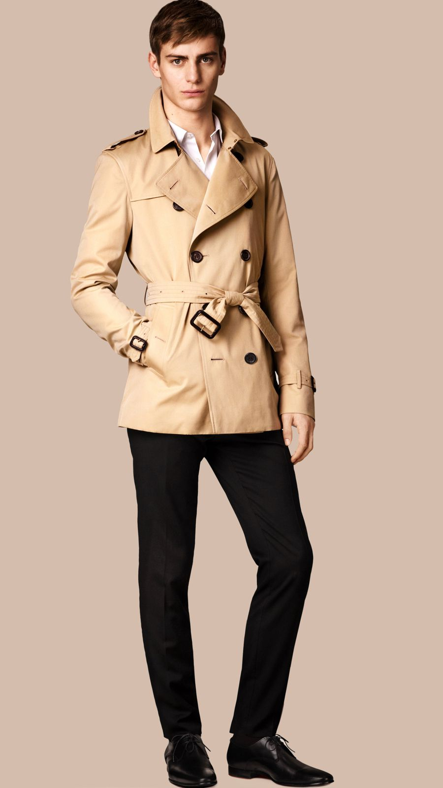TrenchBurberryImperméable Men's court The Heritage The 5R4ALjq3