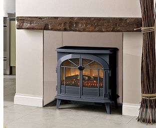 Versailles Electric Fire From Ancestral Collections 1960s House Home Elegant Homes