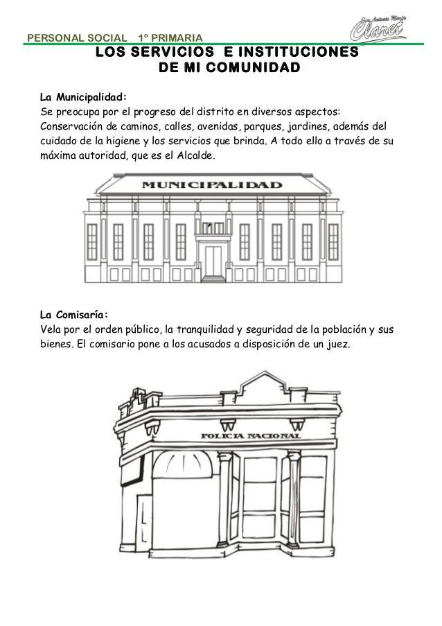 Resultado de imagen para dibujo municipalidad de mi comunidad para ...