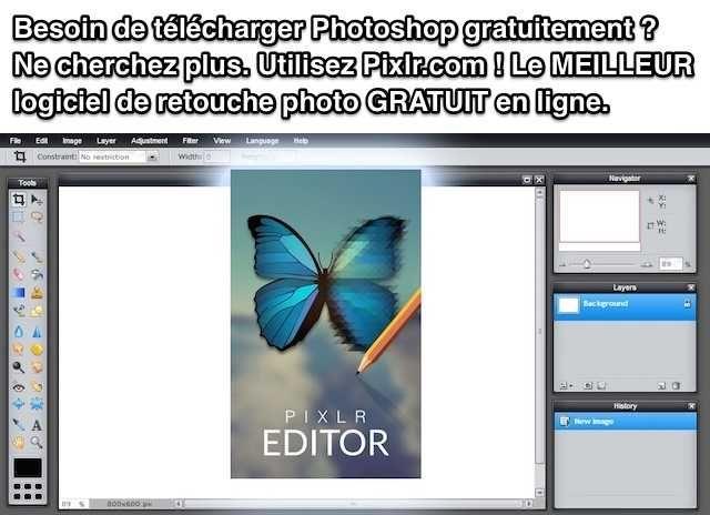 Photoshop Express vous est fourni par Adobe, dont la famille Photoshop constitue la plus grande fierté. Conditions d'utilisation d'Adobe : Vous devez être âgé de 13 ans au moins et accepter les conditions et la politique de confidentialité d'Adobe.